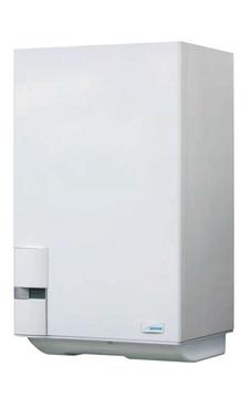 SIME MURELLE HM 30 estanca mixta de condensación de 28,8 Kw, con plantilla y kit de evacuación.