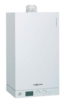 VIESSMANN VITODENS 100-W B1KA de 26 KW  con valvuleria y kit extrac.